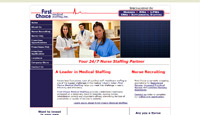 First Choice Medical Staffing